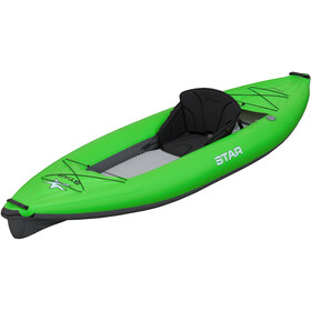 NRS STAR Paragon Inflatable Kayak lime